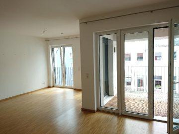 2-Zimmer-Neubauwohnung mit gehobenem Standard und 2 Balkonen, 30169 Hannover, Etagenwohnung